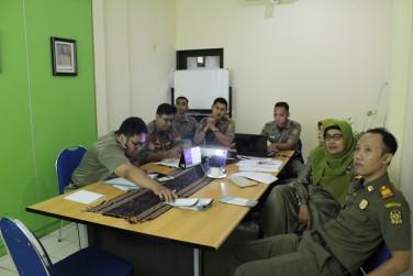 Pembentukan Sekretariat Penyidik Pegawai Negeri Sipil Pada Pemerintah Kota Yogyakarta