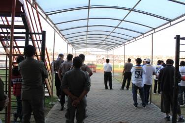 Pengamanan dan Pengawalan Pertandingan PSIM Yogyakarta
