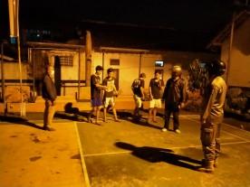 Pemantauan Physical Distancing di Kota Yogyakarta