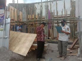 Penertiban Bangunan Tidak Berijin