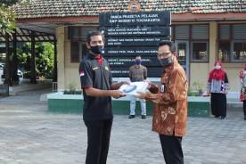 Pengarahan Bapak Wakil Walikota Yogyakarta dalam Penegakan Protokol Kesehatan